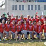 Silber für das Schweizer Frauenteam an den EUC2019!